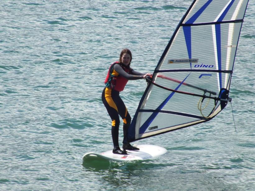 windsurfing, polkerris
