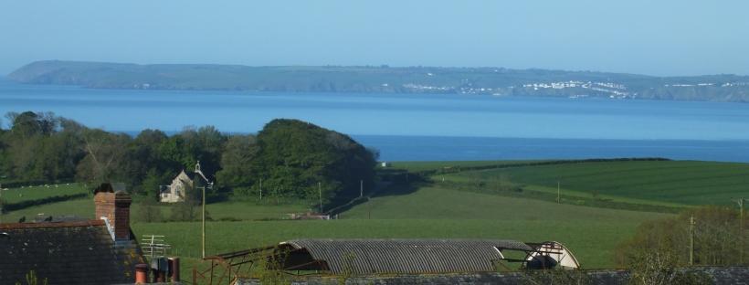 Fowey, Penhale, Polkerris, Cornwall