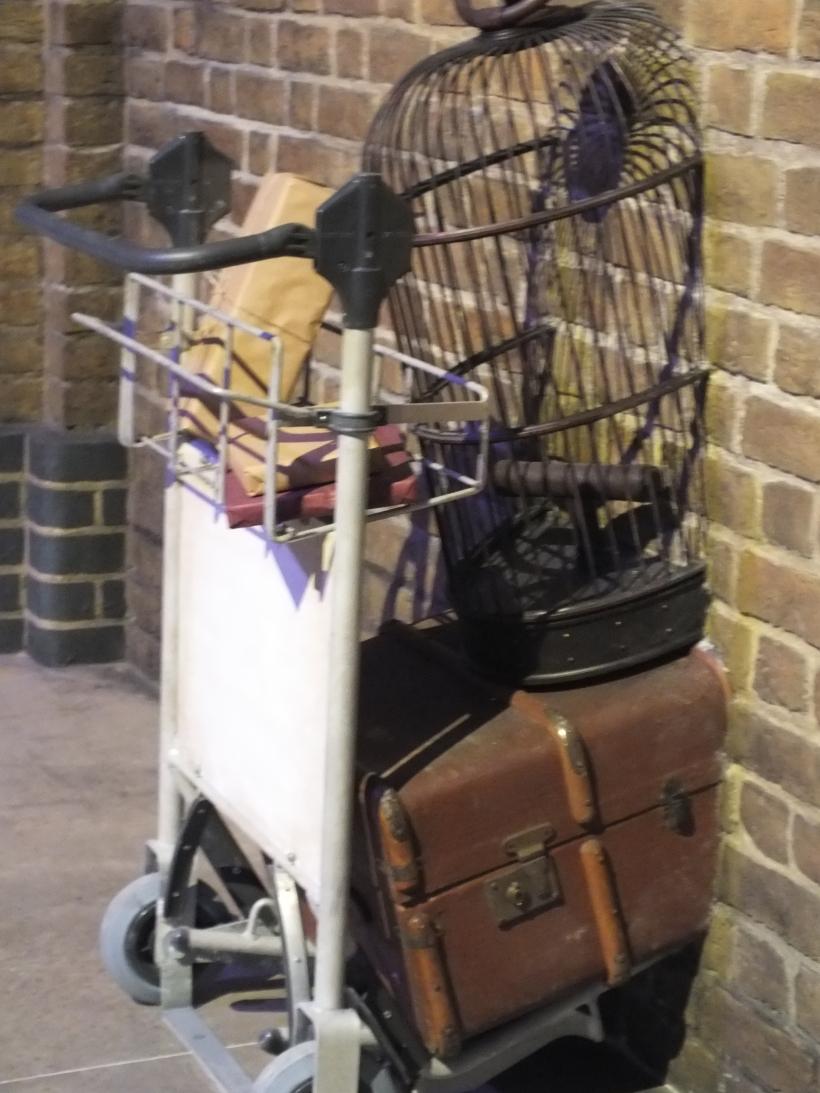 Hogwarts Express Platform 9 3/4