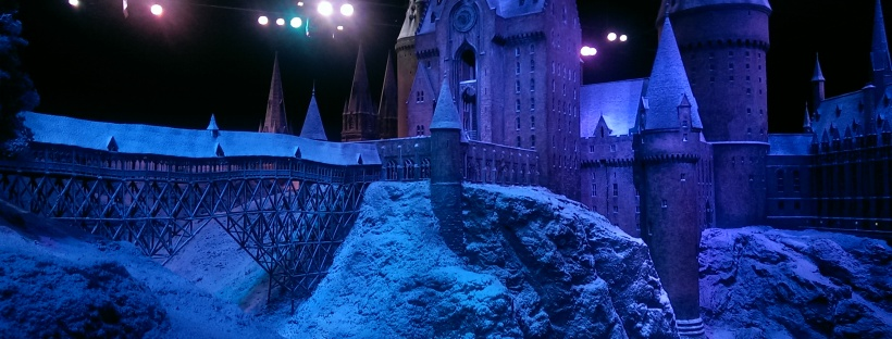 Christmas at Hogwarts, Warner Bros Studio Tour