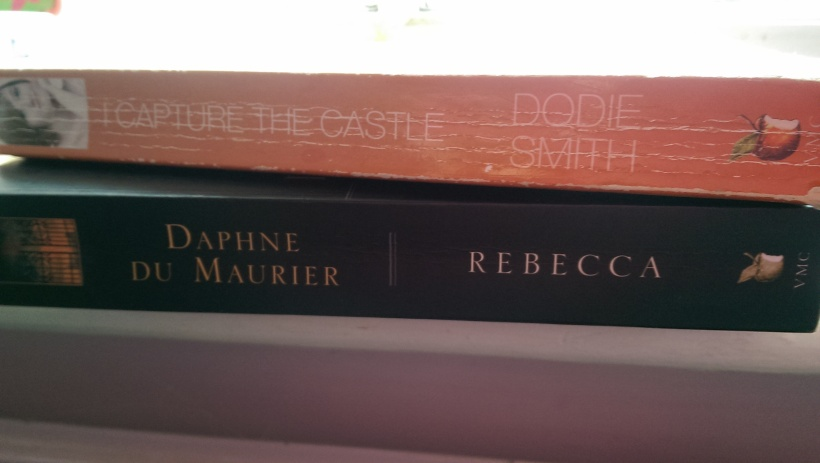 Rebecca Daphne du Maurier, I Capture the Castle, Dodie Smith
