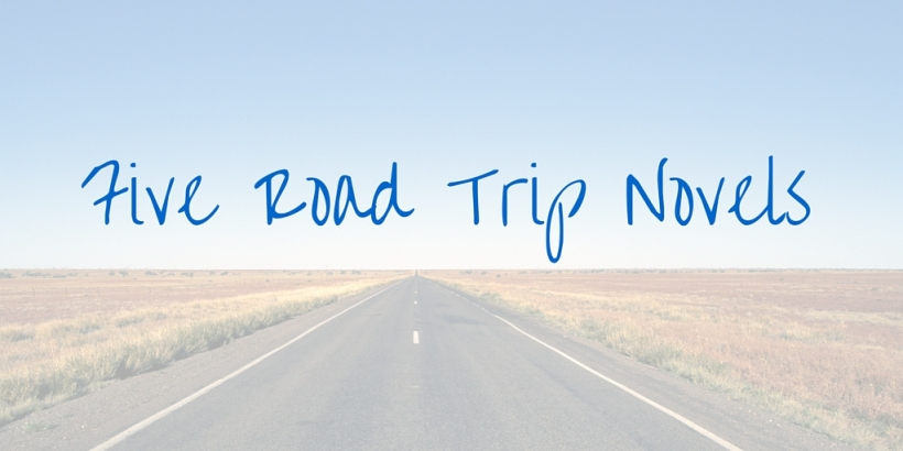 Five Road Trip Novels - A Royal Adventure, Sea Earth Sky