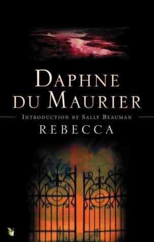 Rebecca by Daphne du Maurier Virago
