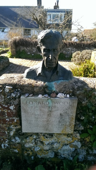 Monk's House, Rodmell, Discovering Virginia Woolf's Sussex, Bloomsbury, Leonard Woolf